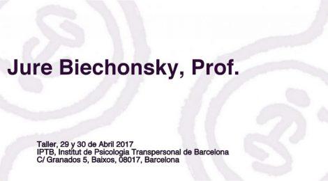 Hipnosis Transpersonal de Jure Biechonsky, Prof.