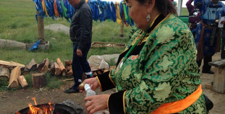 Creando la Paz Retiro en el Lago Baikal