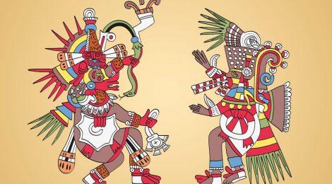 Los 4 Rumbos Mexicas