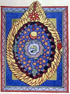 Illustration-depicting-the-fiery-cosmic-egg-hildegard