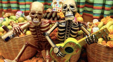 Fiestas de Muertos en Oaxaca, México 2021