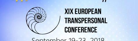 XIX EUROPEAN CONFERENCE